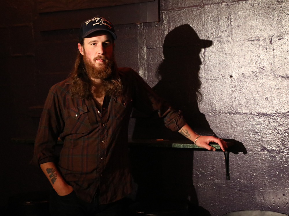 """Watch Alex Williams Perform """"Pay No Mind"""" as Part of New """"Bud Light Basement"""" Series"""