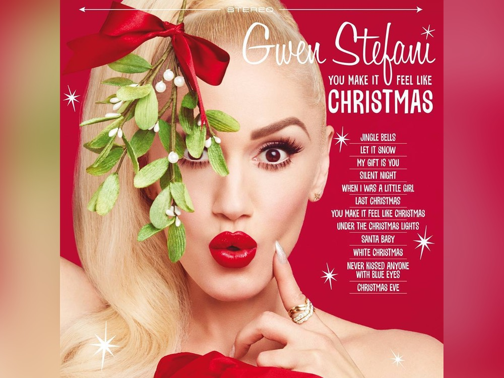 Listen to a Sample of Gwen Stefani\'s New Holiday Tune Featuring ...