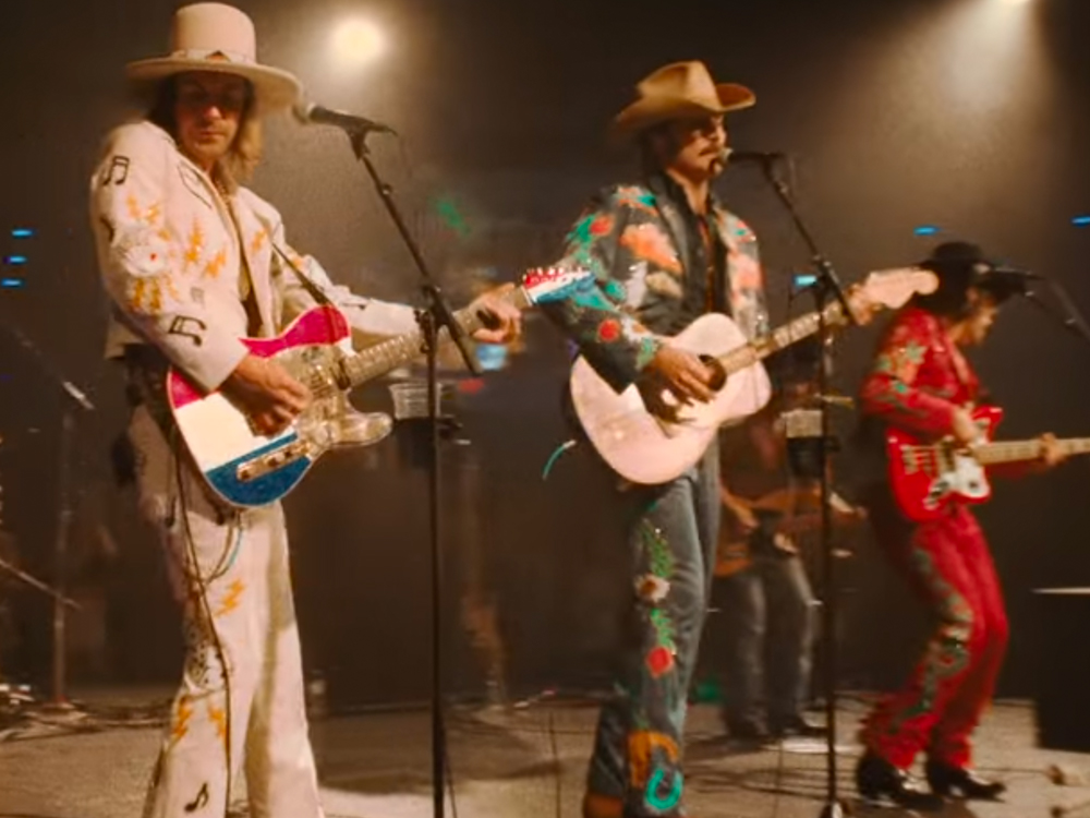 """Watch Midland's Boot-Scootin' Video for New Single, """"Make a Little"""""""