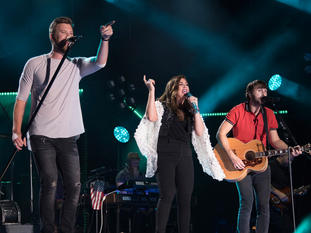 "Lady Antebellum Wants Your Help for New Music Video, ""Army"""