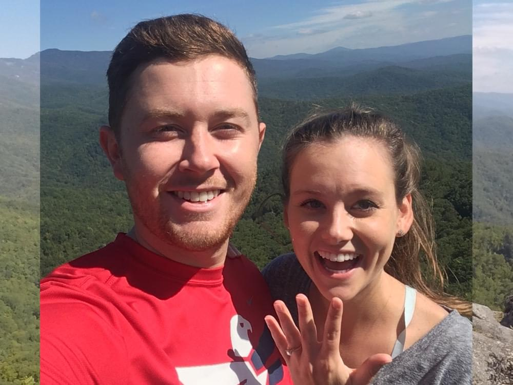 "Scotty McCreery Opens Up About Proposing to Gabi Dugal: ""I Was Nervous"" & ""That Was Some Scary Stuff"""