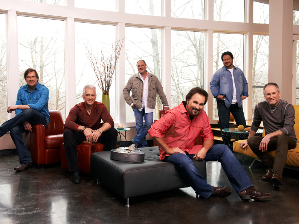 Diamond Rio Returns to Opryland Resort for 38-Show Holiday Residency