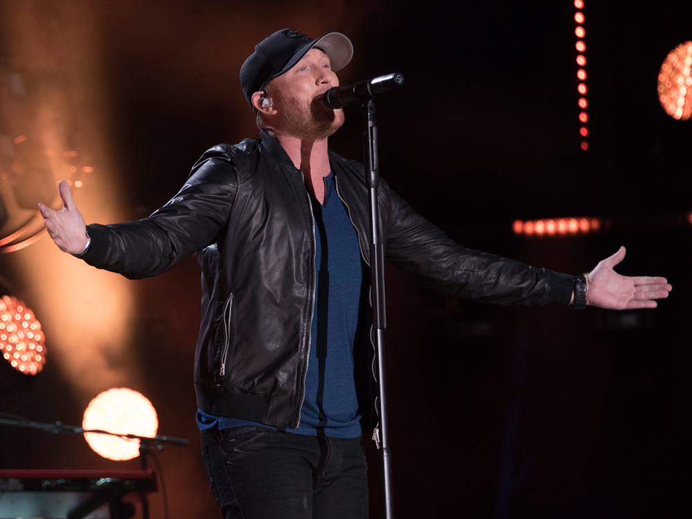 "Cole Swindell's ""You Should Be Here"" Takes On New Meaning After Vegas Attack"