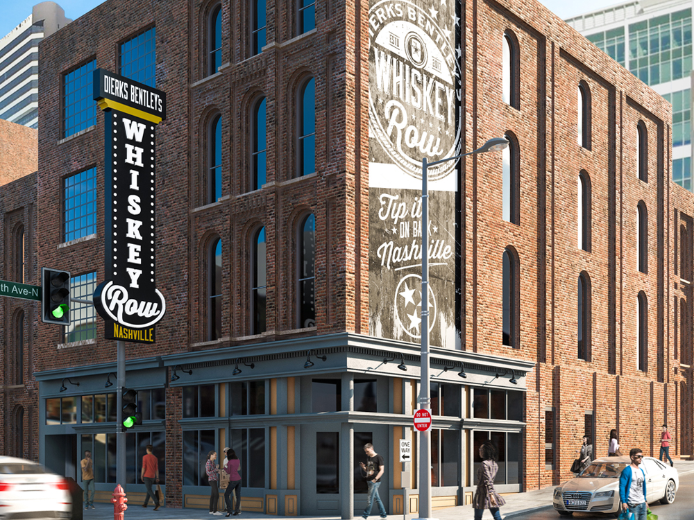 dierks bentley will soon open new whiskey row restaurant in