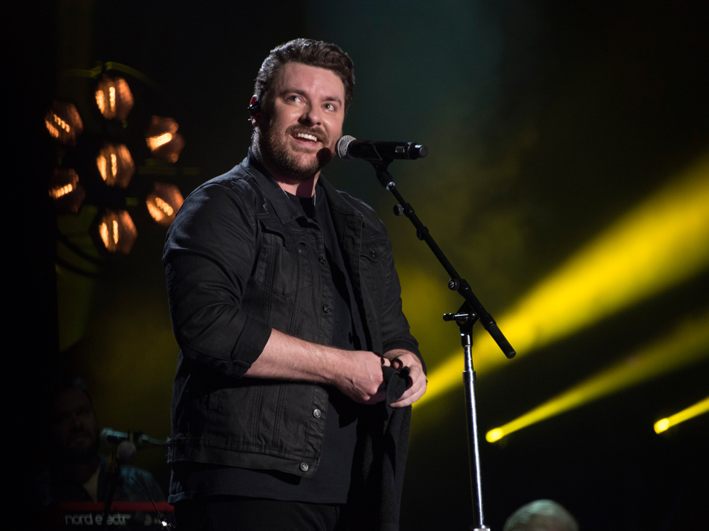 "Chris Young Shares Uplifting Message After Shooting: ""Music Can Heal"""