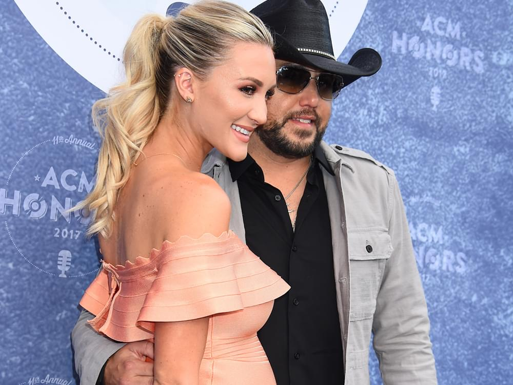 Jason Aldean and Wife Brittany Are Expecting Baby No. 2