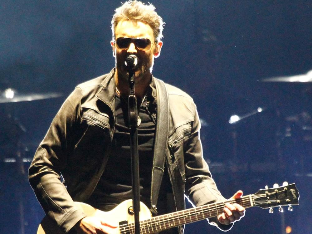 "Eric Church to Release 15-LP Vinyl Box Set of ""61 Days in Church"""