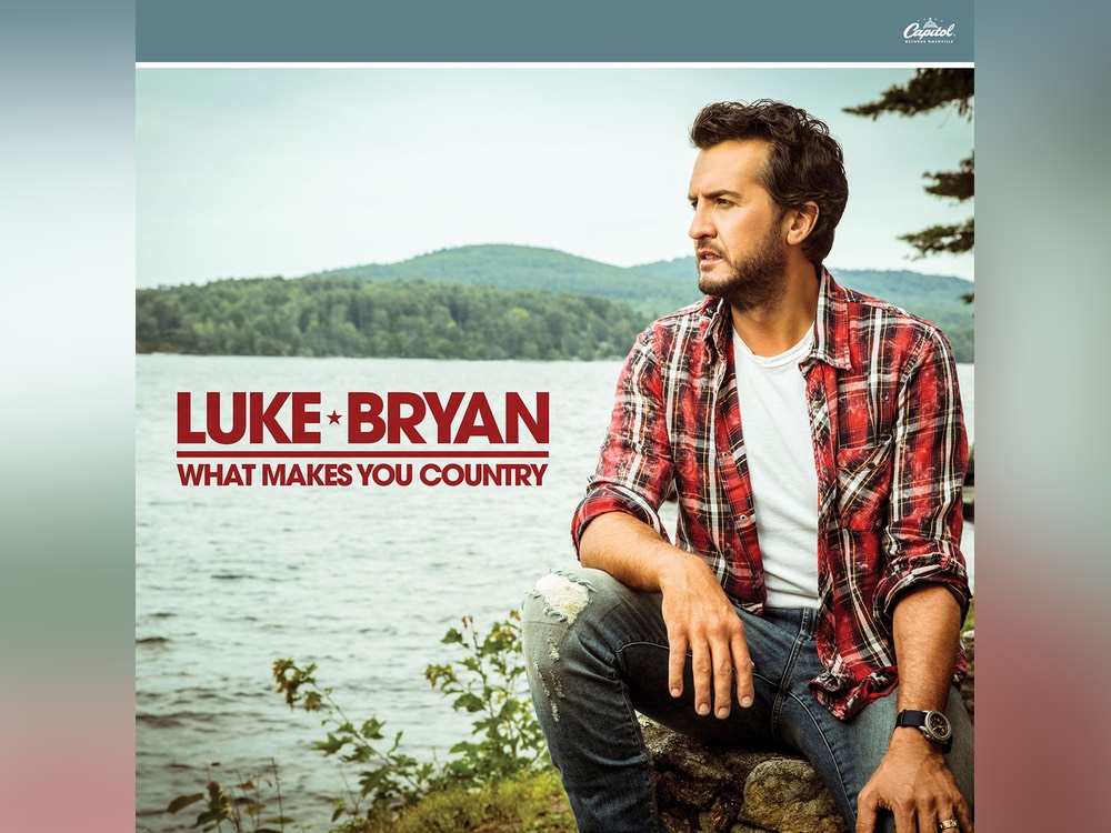 "Luke Bryan Announces New Album, ""What Makes You Country"" + Track List"
