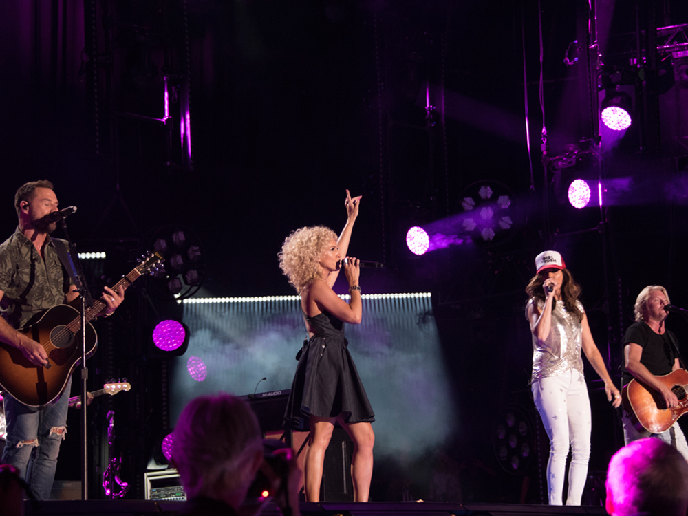 "Little Big Town to Spread ""Summer Fever"" on June 6"