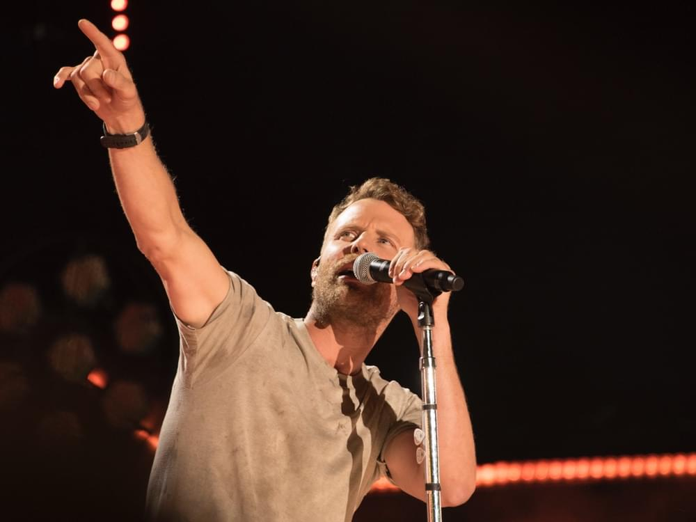 "Watch Dierks Bentley Perform New Songs ""Woman, Amen"" & ""The Mountain"" on ""Jimmy Kimmel Live"""
