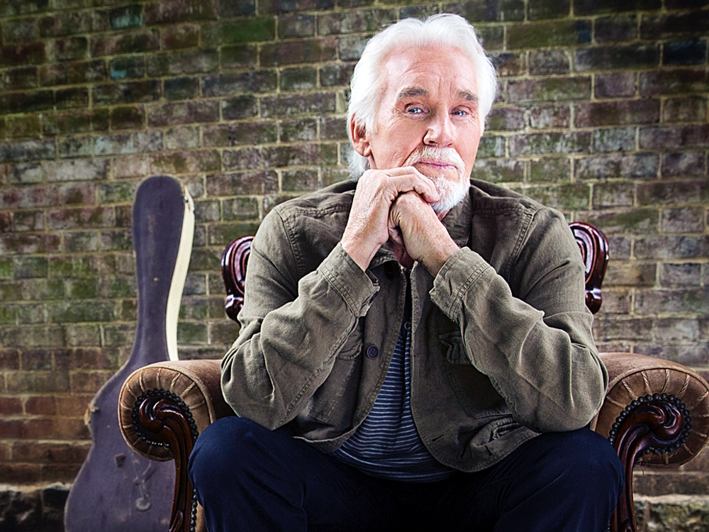 Kenny Rogers to Be Inducted Into the Music City Walk of Fame