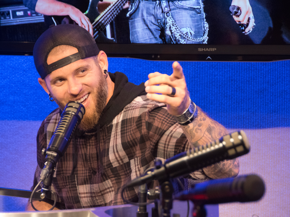 Brantley Gilbert: The Ones That Like Me 2018 Tour