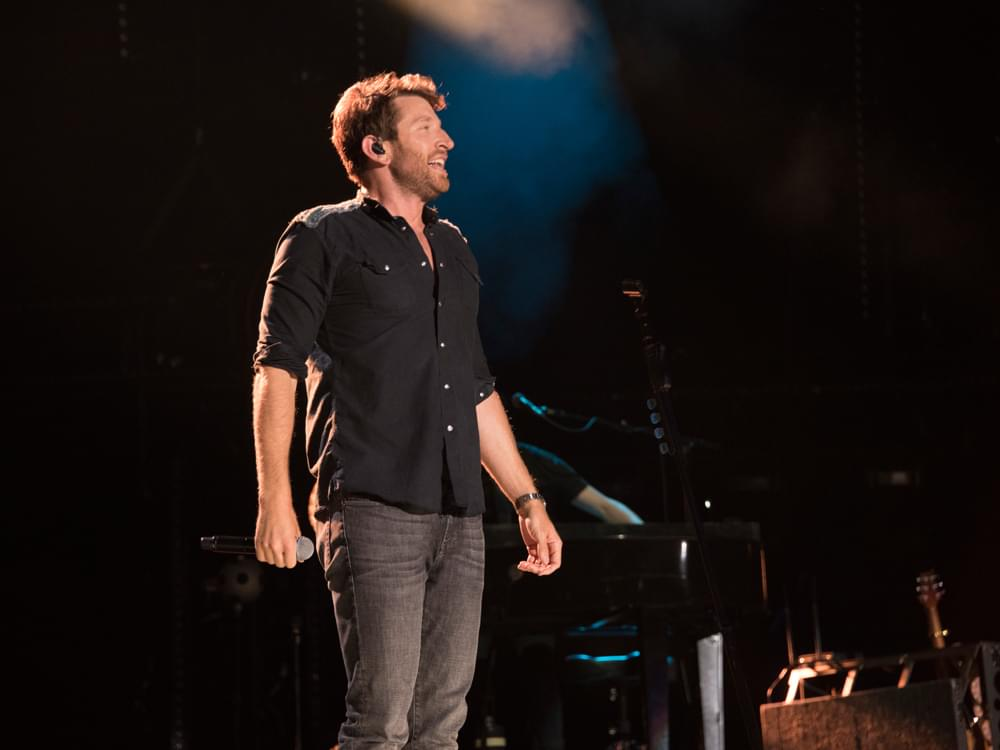 Brett Eldredge Kick-Starts New Foundation With $60K Donation to Combat Pediatric Cancer