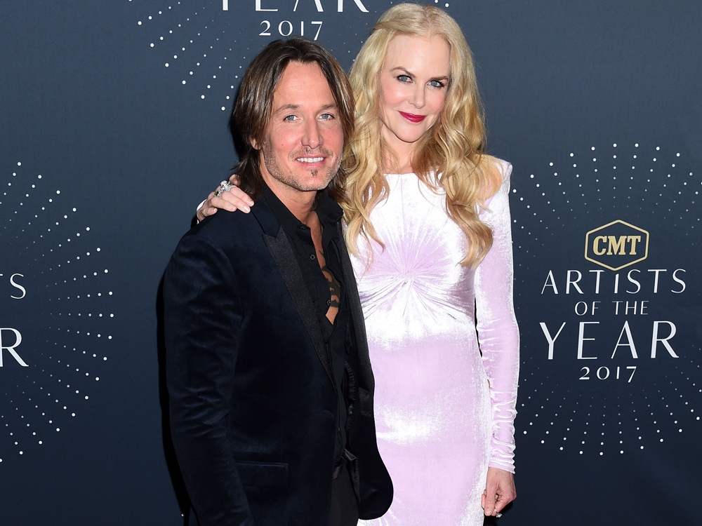 Check Out Our Red Carpet Photo Gallery From the CMT Artists of the Year Awards, Including Keith Urban, Nicole Kidman, Luke Bryan, FGL & More