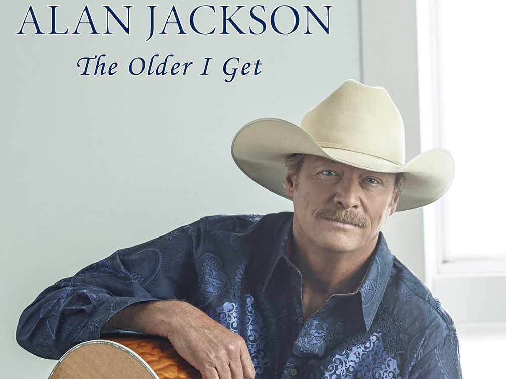 "Listen to Alan Jackson's New Song, ""The Older I Get,"" From Upcoming Album"