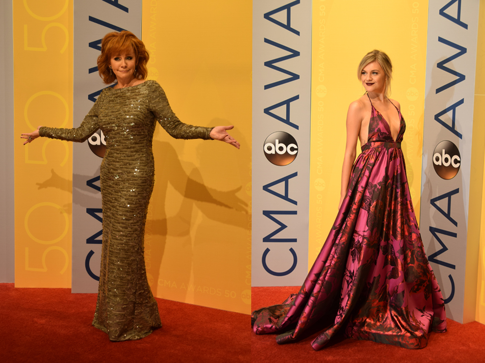 51st CMA Awards to Feature 4 Collaborative Performances