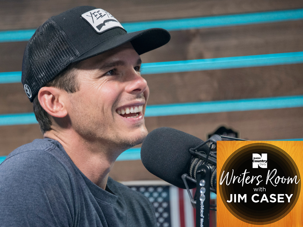 "Granger Smith Talks Opening for Garth Brooks, Hosting His Own Podcast & Making His New Album, ""When the Good Guys Win"""