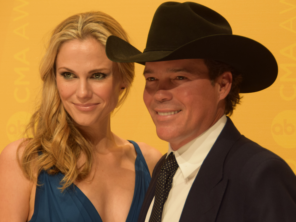 """""""Rumor Has It"""" That Clay Walker and Wife Jessica Welcomed a New Addition to Their Family, Son Ezra Stephen"""