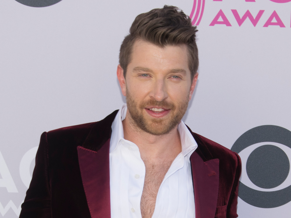 "Watch Brett Eldredge Gush Over Co-Star Sadie Robertson in Behind-the-Scenes Video for ""The Long Way"""