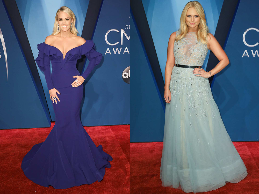 CMA Awards Red Carpet Photo Gallery With Carrie Underwood, Miranda Lambert, Luke Bryan, Keith Urban, Scotty McCreery, Chris Young & Many More