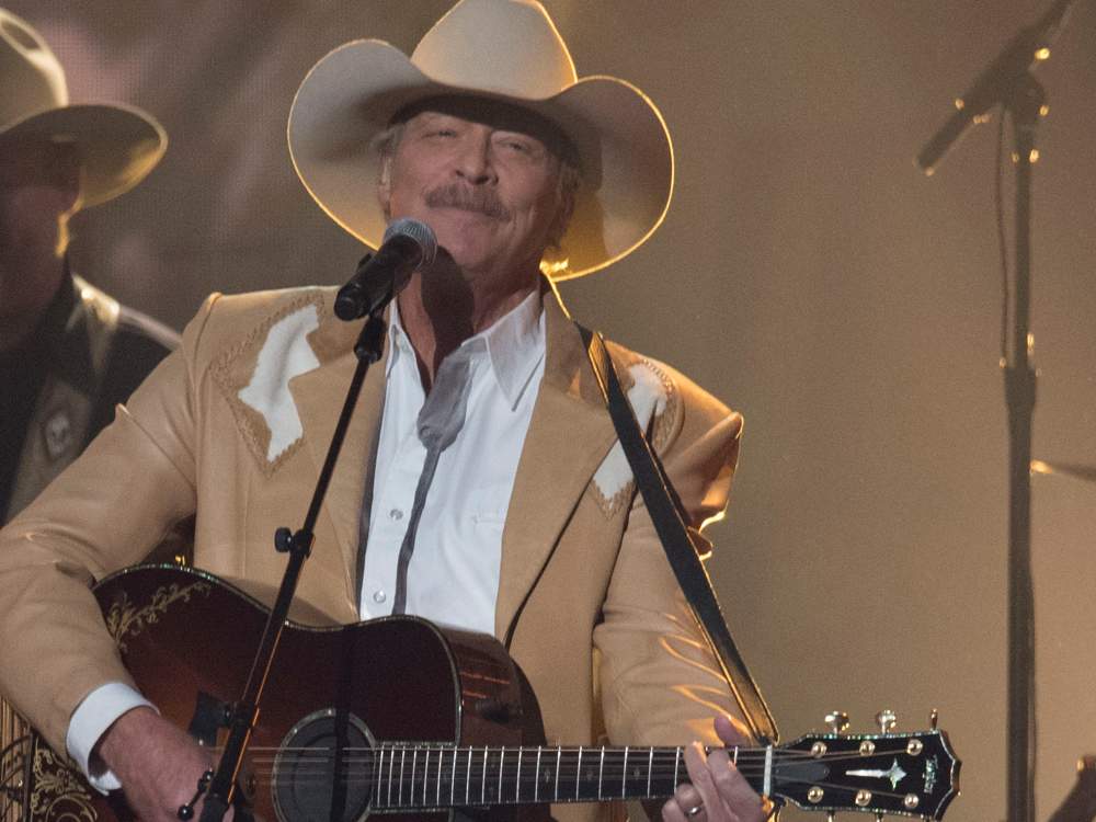 Alan Jackson Announces New Tour for 2019 With Randy Houser & William Michael Morgan