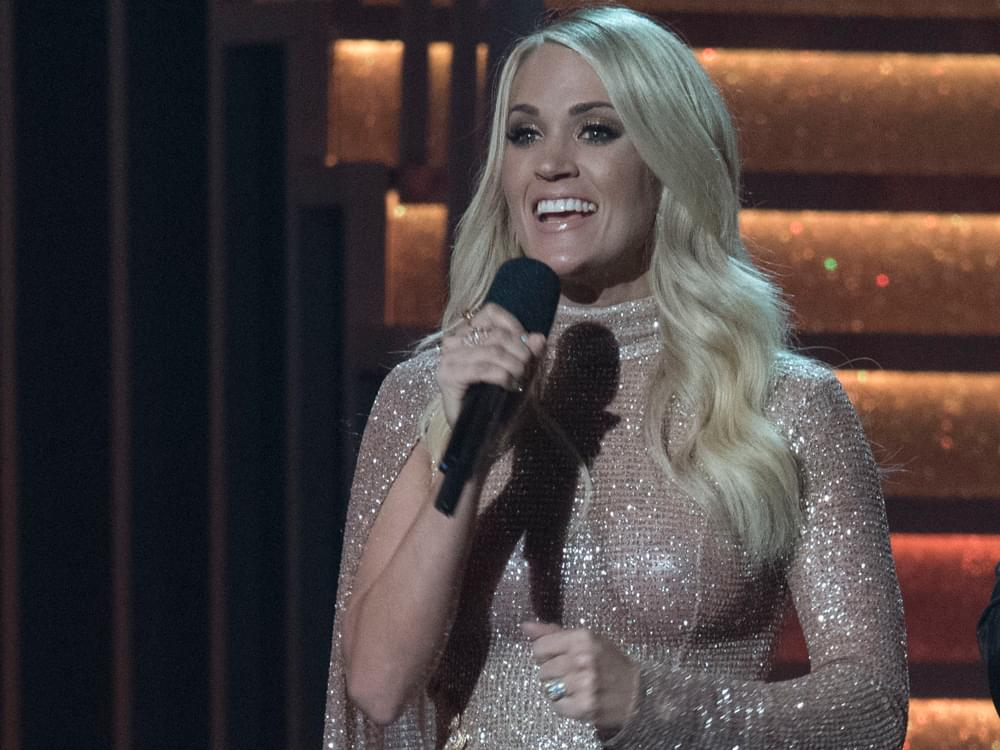 """Carrie Underwood Returning to """"American Idol"""" to Mentor the Finalists"""