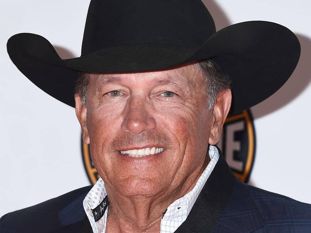 "George Strait Accepts Texan of the Year Award: ""Great Honor Is the Tip-Top of My List"""