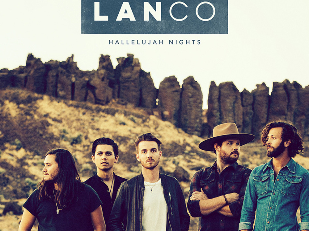 "Lanco Announces Jan. 19 Release of Debut Album, ""Hallelujah Nights"""