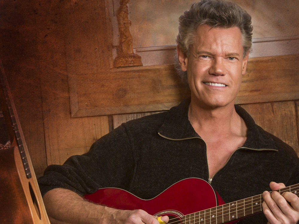 Randy Travis Gets Waxed at Madame Tussauds Nashville [Photo Gallery]
