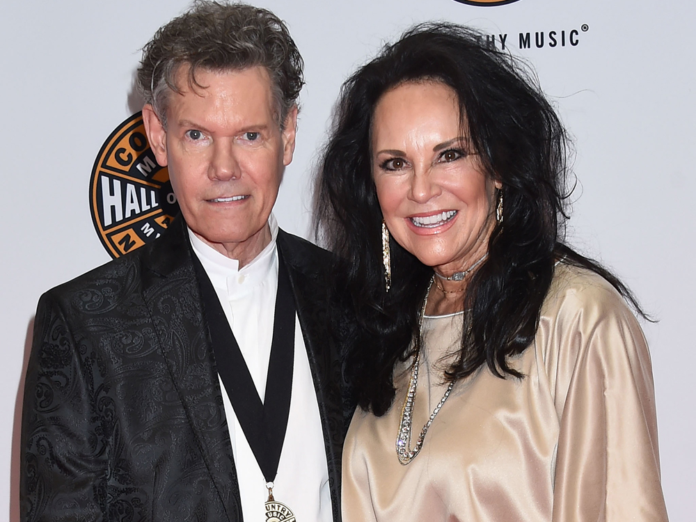 Randy Travis' Team Issues Petition to Block the Release of His Naked DWI Arrest Video From 2012