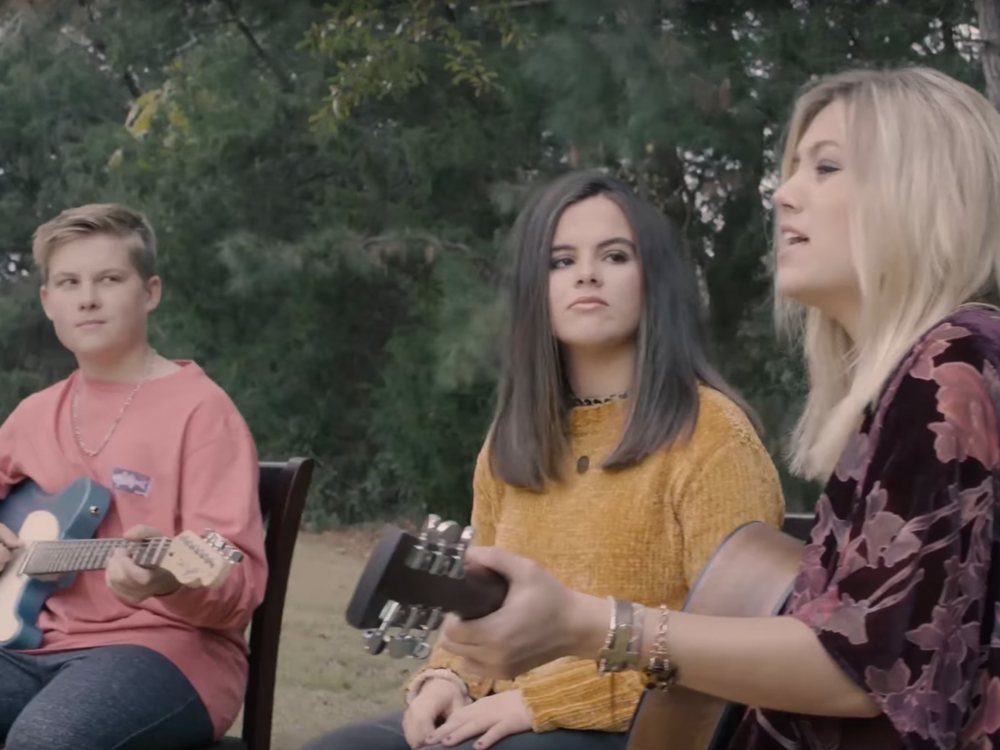 Watch Sibling Trio MC3 Perform a Mash-Up of 25 Country Songs From 2017