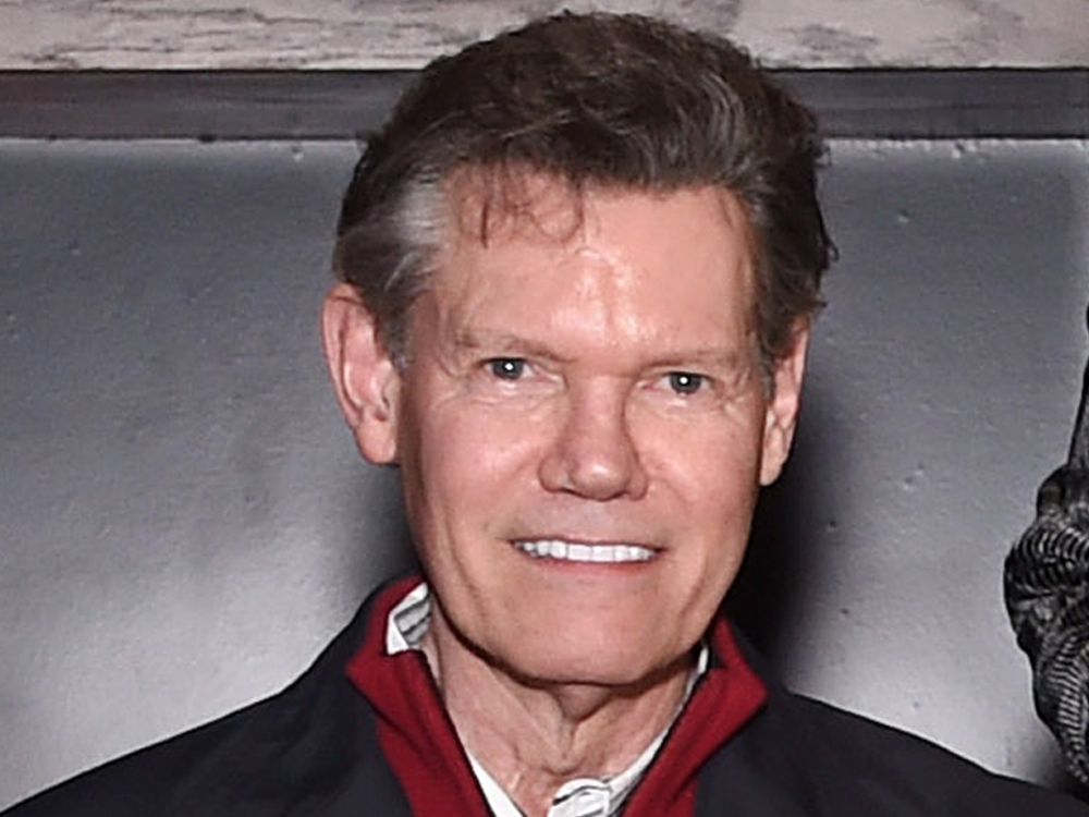 "Randy Travis Readies New Book, ""Forever and Ever, Amen"""