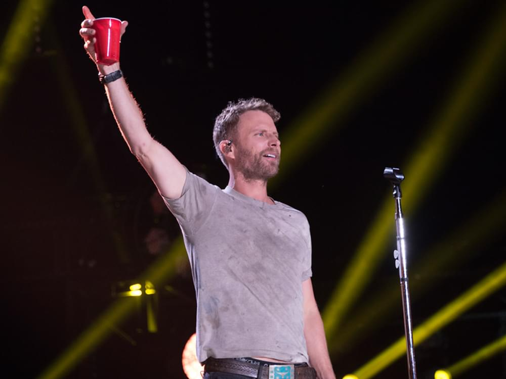 Cheers, Dierks Bentley Is a Good Human . . . and We've Got Proof