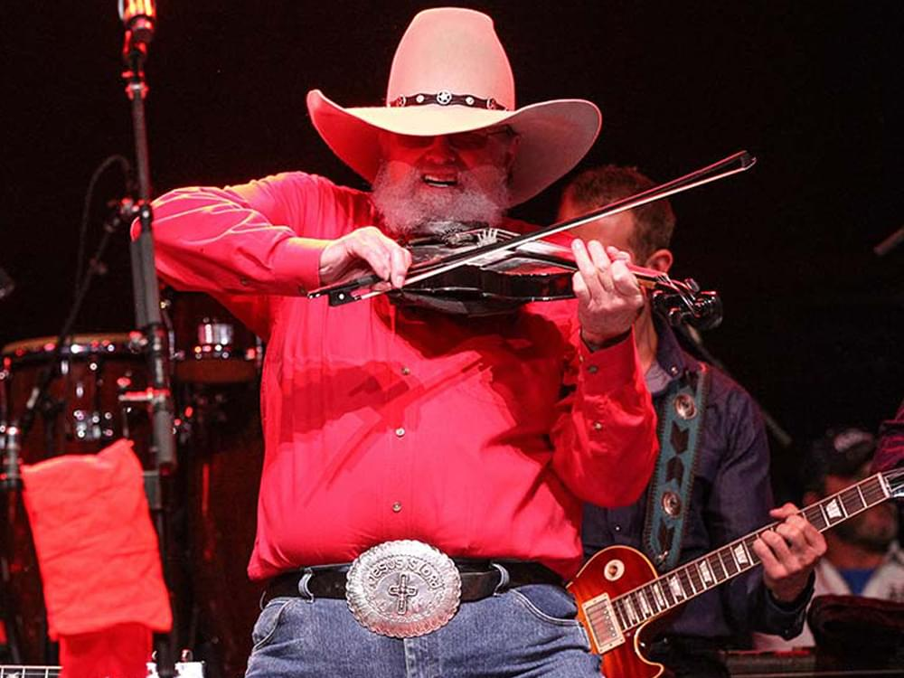 "First Round of Performers Announced for Charlie Daniels' 2018 ""Volunteer Jam"" Concert"