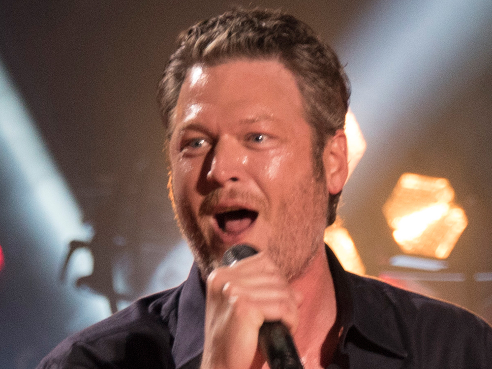 Watch Blake Shelton Dance in His Undies Thanks to Some Digital Deception by Ellen DeGeneres