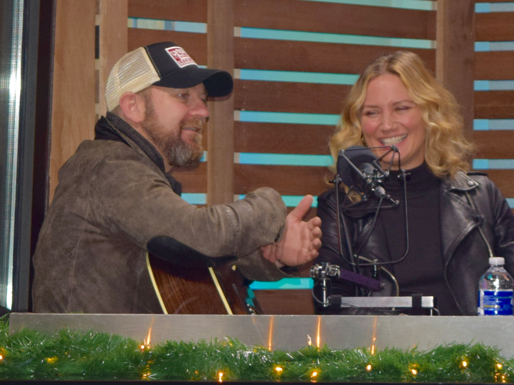 "Sugarland Is Back in the Studio Working on a New Album, With Lead Single, ""Still the Same,"" Dropping on Dec. 21"