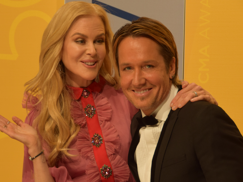 "Keith Urban ""Incredibly Proud"" of Nicole Kidman for Golden Globes Nomination"