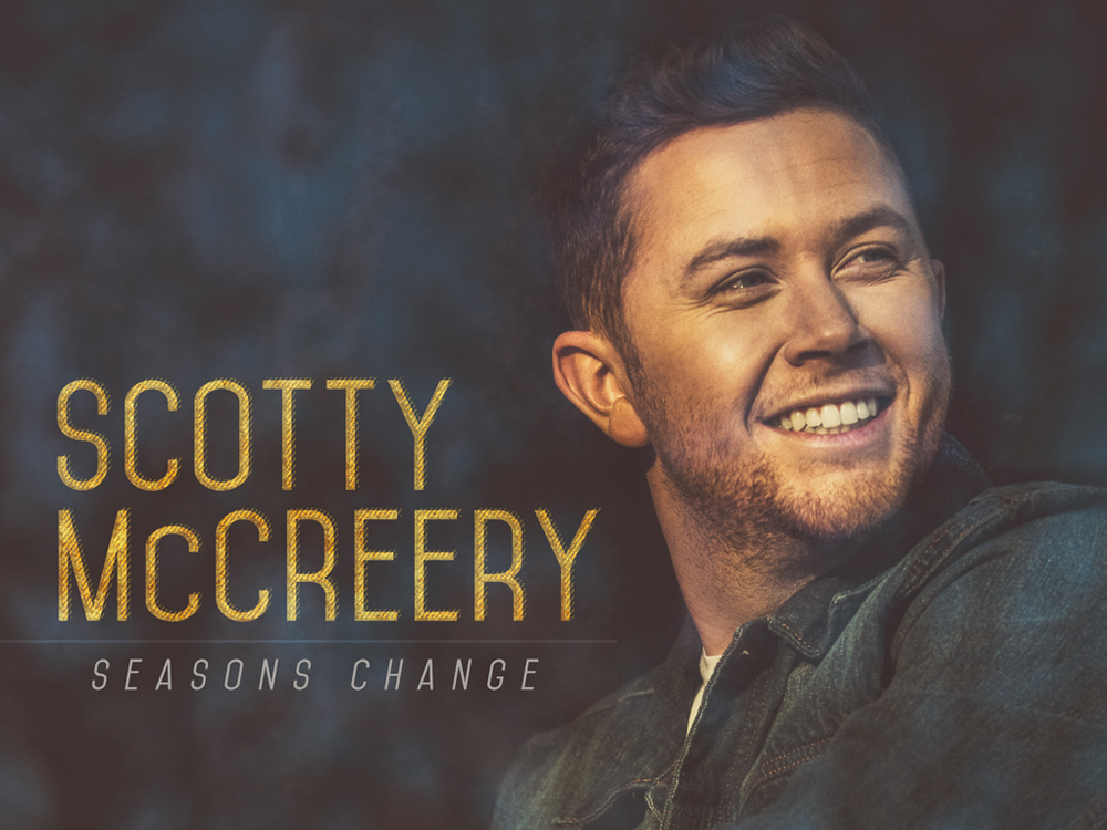 "Scotty McCreery Announces March 16 Release of New Album, ""Seasons Change"""