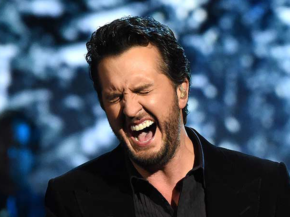 "Luke Bryan's New Album, ""What Makes You Country,"" Debuts at No. 1 on All-Genre Billboard 200 Chart"