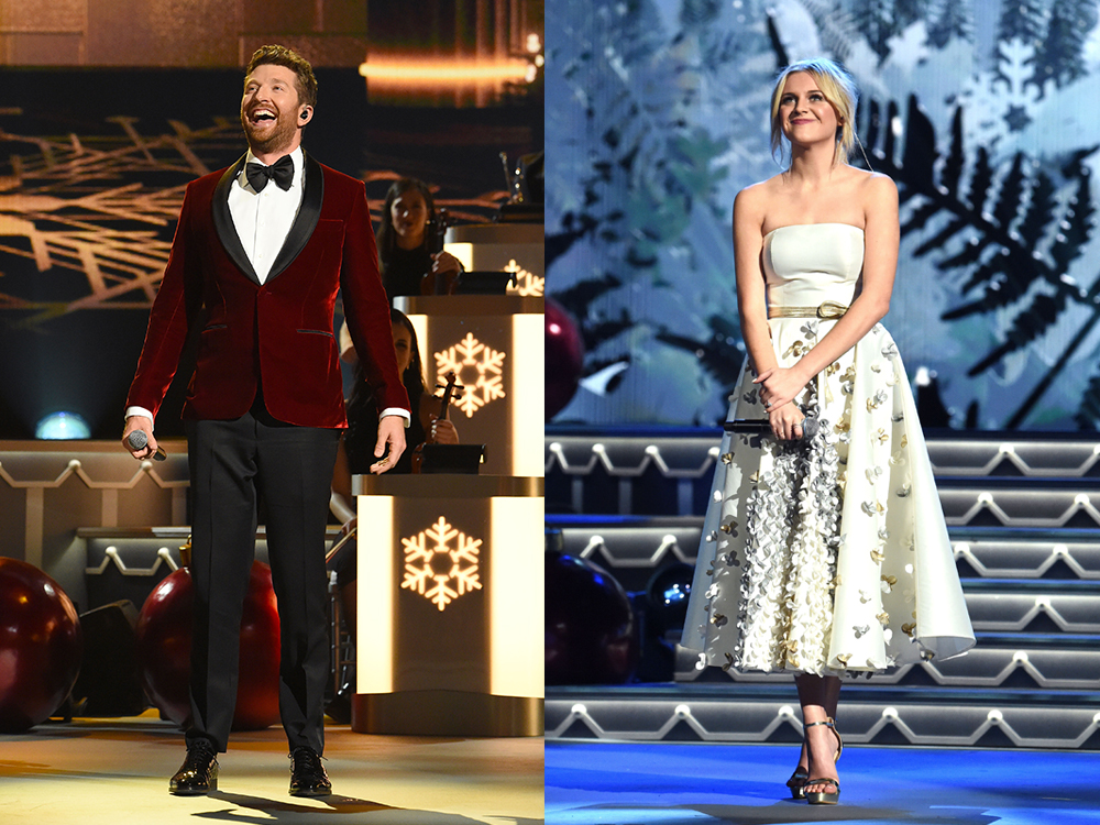 Brett Eldredge, Kelsea Ballerini, Carrie Underwood, Charles Esten & More Share Some of Their Favorite Christmas Songs [Playlist]