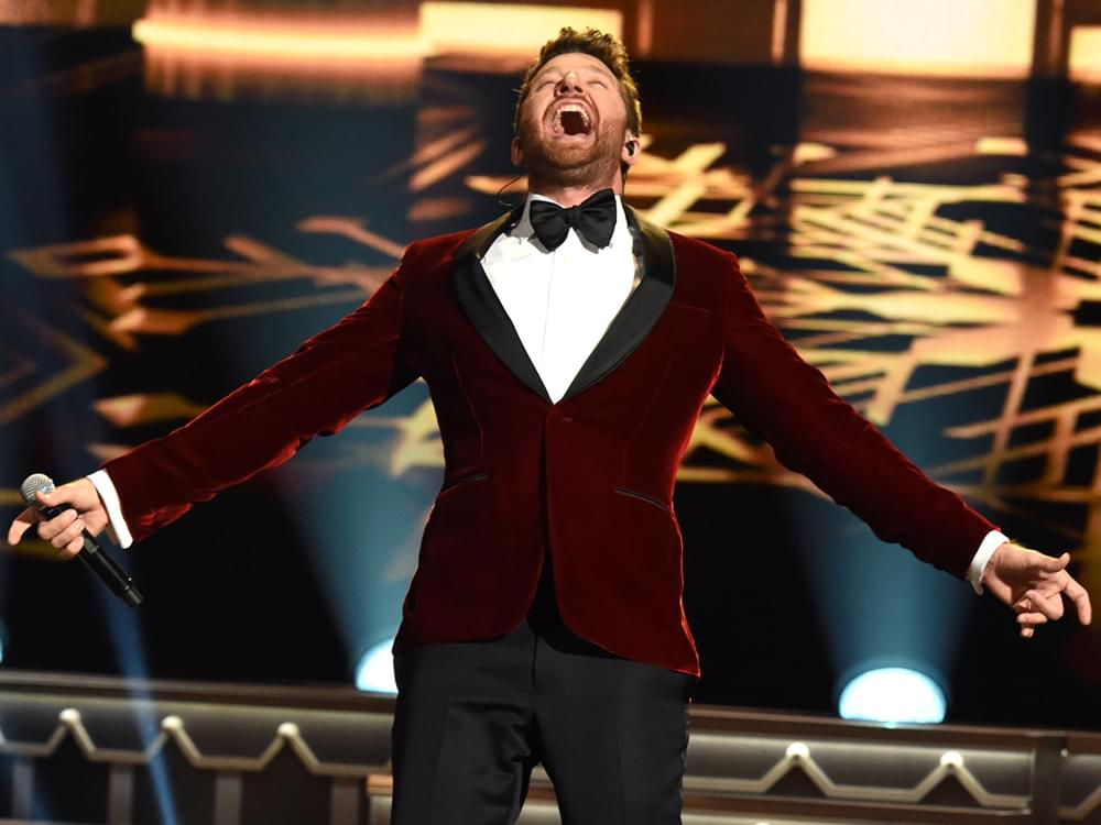 "Brett Eldredge Is Relishing His ""Crazy"" Christmas Persona With Plans for a Bigger Holiday Tour Next Year"