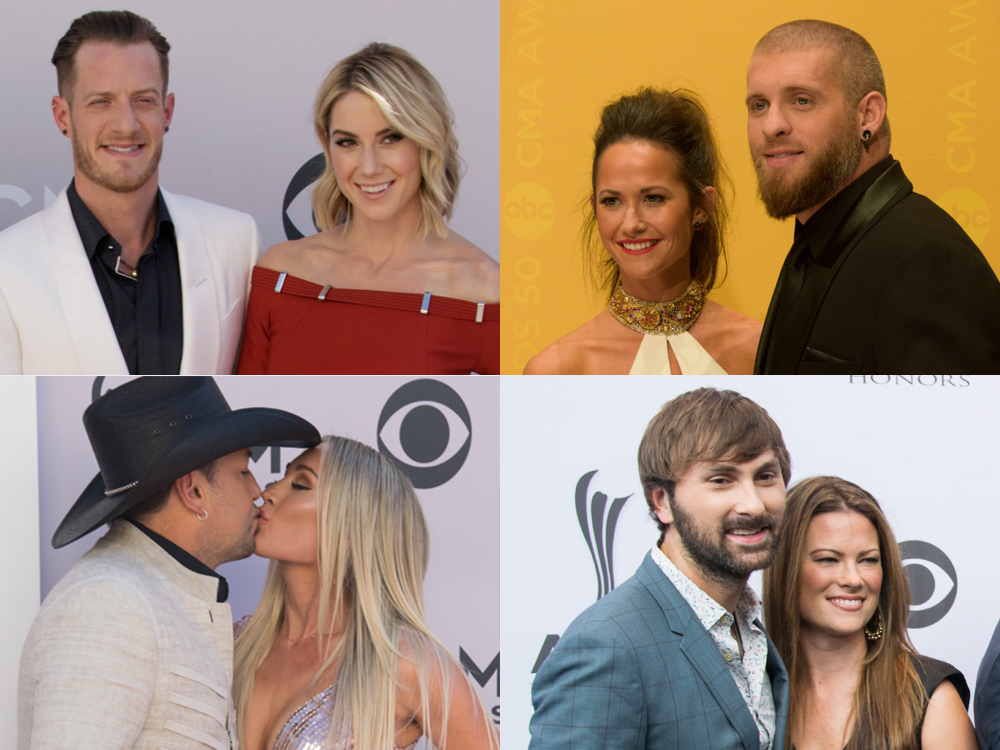 The Country Music Babies of 2017: More Than 20 Stars Welcomed Babies Over the Past Year [Gallery]