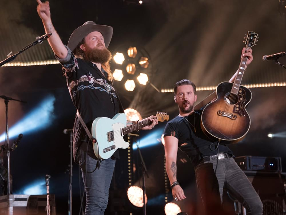 "Brothers Osborne Announce New ""Live at the Ryman"" Album"