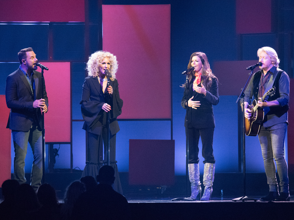 First Round of Performers Announced for the 60th Grammy Awards, Including Little Big Town