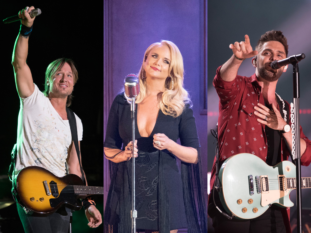 Country Music Association Announces Initial Lineup for 2019 CMA Fest