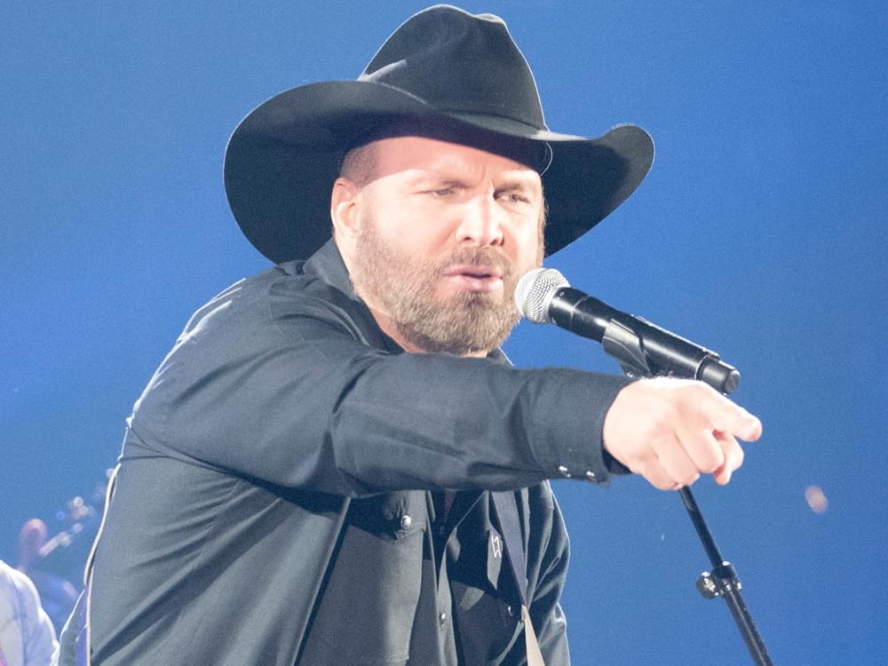 "Garth Brooks Puts Some Honky in His Tonky With New Single, ""All Day Long"""