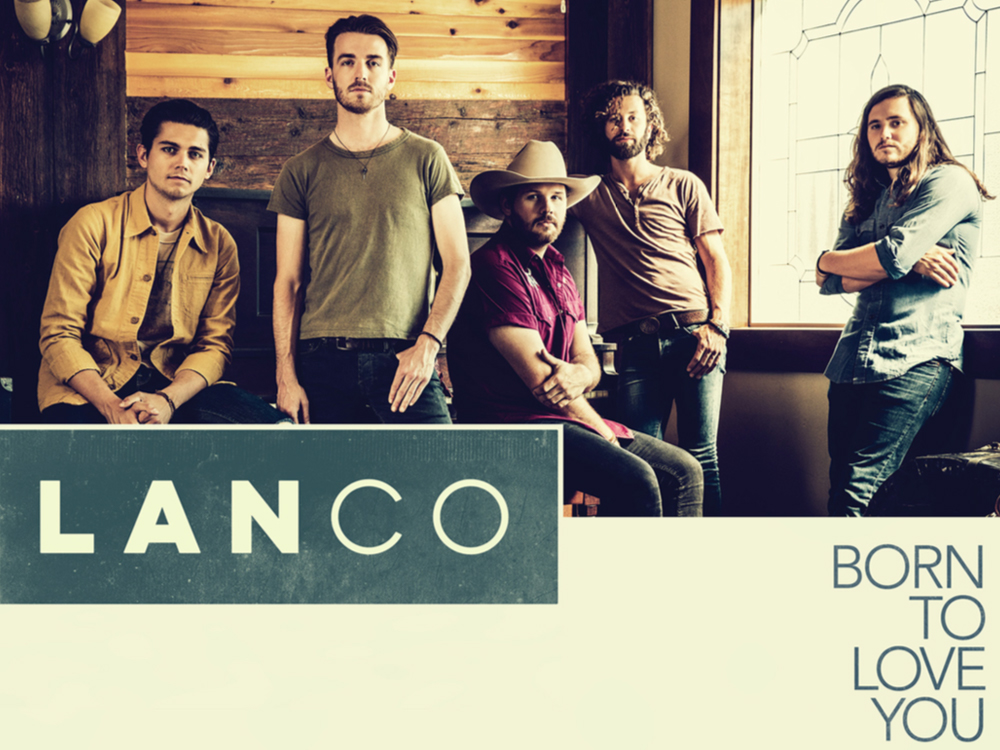 "LANCO Drops New Single, ""Born to Love You"" [Listen]"