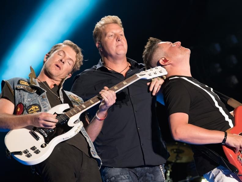 Rascal Flatts are coming to Kat Country!!