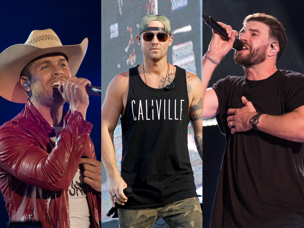 The 10 Best-Selling Country Songs of 2017 Came From Dustin Lynch, Sam Hunt, Brett Young & More—But Who's No. 1?