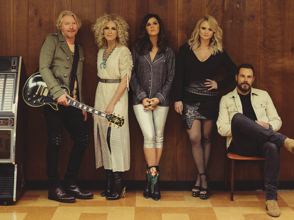 "Miranda Lambert & Little Big Town Announce Co-Headlining ""The Bandwagon Tour"""